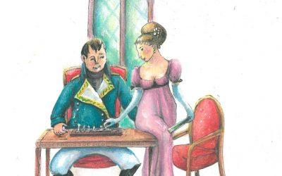 The Jadin family (Music) vs. Napoleon Bonapart (Chess)