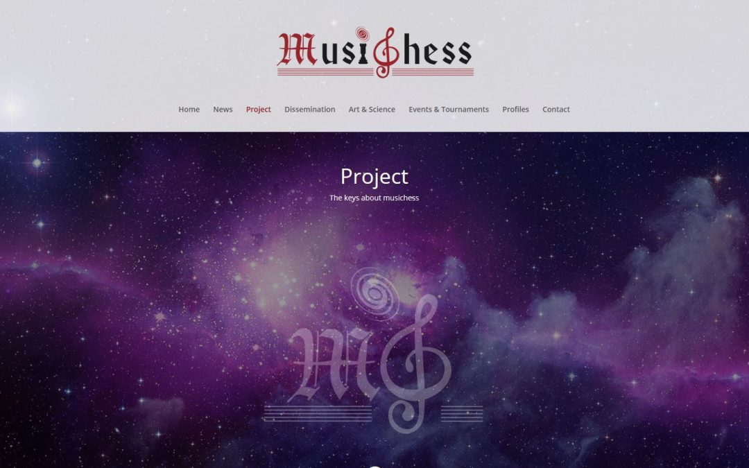 Welcome to the new MusiChess website!