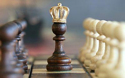 Yuliya Veysberg (Music) vs. Vera Menchik (Chess)