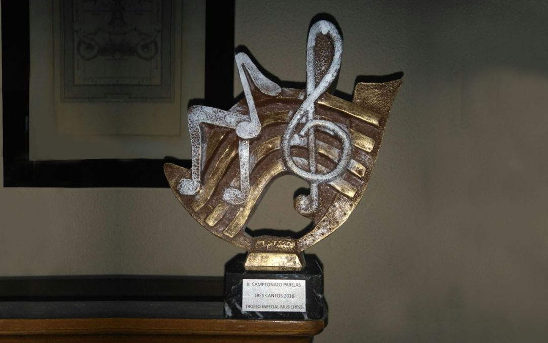 III Campeonato de Parejas-Tres Cantos MusiChess