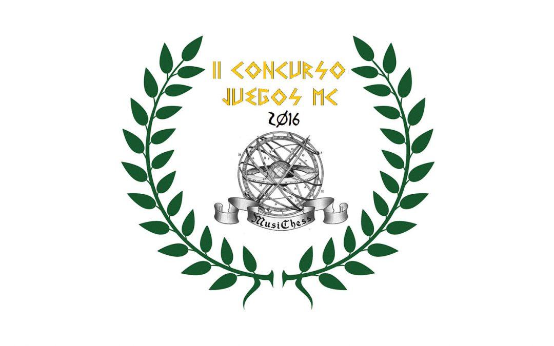 II Concurso MusiChess. Juegos MC