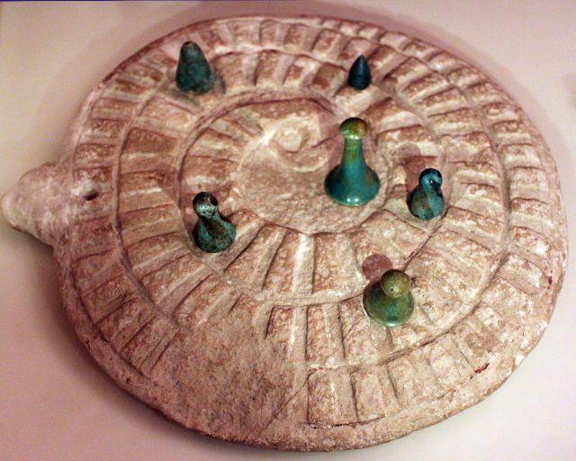 Juegos de mesa del Antiguo Egipto