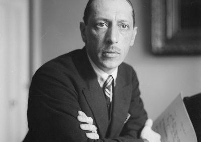 Stravinsky, Igor (1882- 1971)