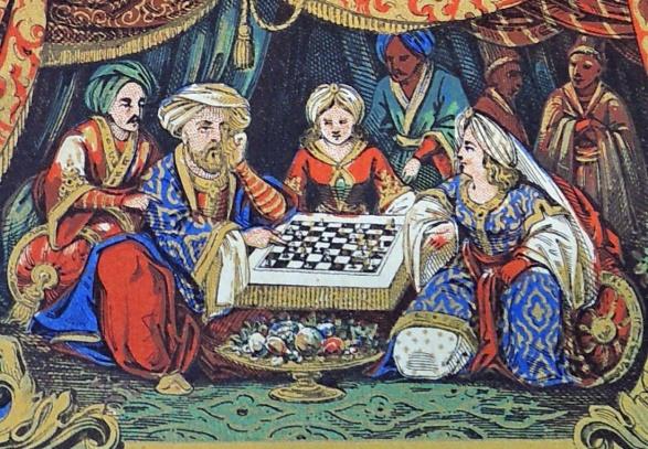 Acercamiento a algunos juegos de mesa orientales