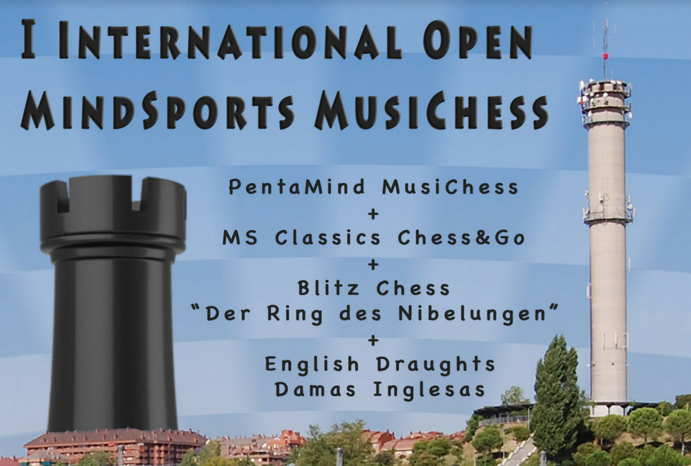 I International Open MindSports MusiChess