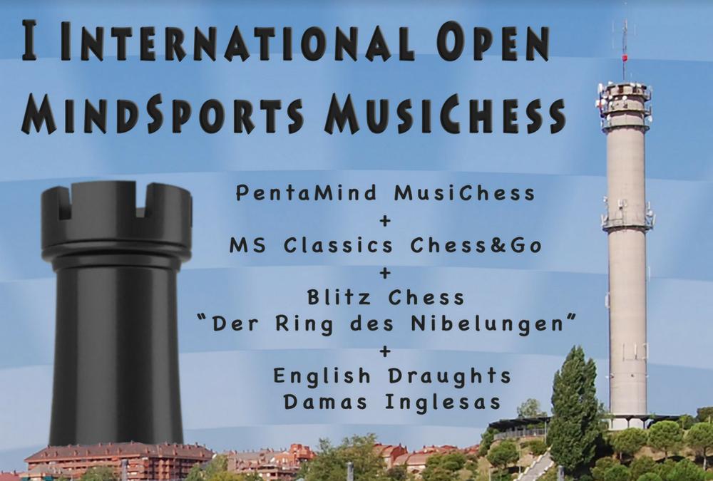 I International Open MindSports MusiChess