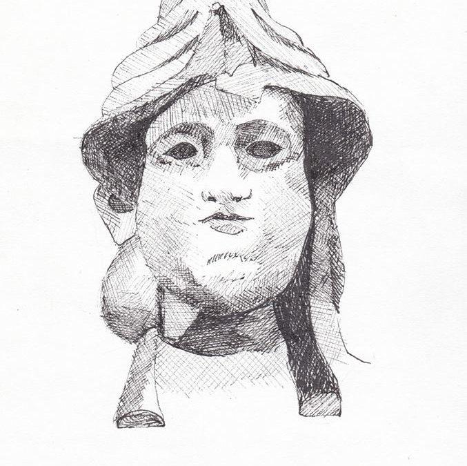 Princess Enheduanna (XXIII century BC)