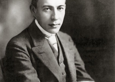 Rachmaninoff, Sergei (1873-1943)