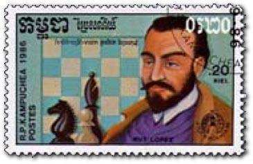 López de Segura,Ruy (1530-1580)