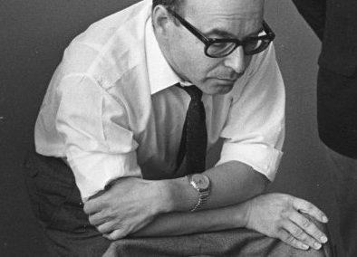 Bronstein, David (1924-2006)