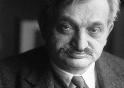 Lasker, Emanuel (1868-1941)
