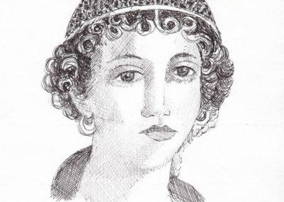 Sappho (ca. 650/610 – 580 BC)