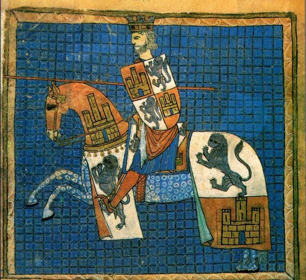 Alfonso X of Castile (1221-1284)