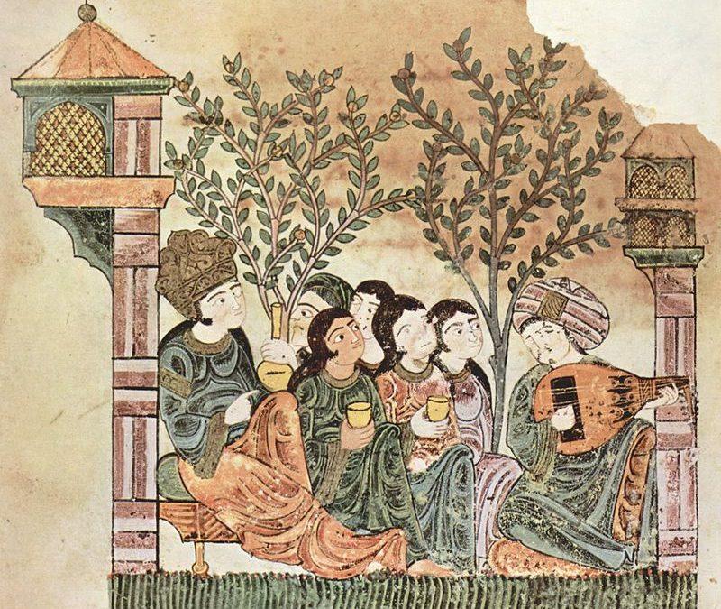 Ziryab (789–857)