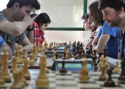 Blitz Chess Der Ring des Nibelungen