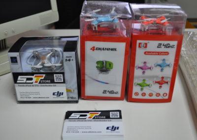 SDT Store drones