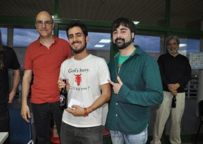 IM L. I. Rubio. 3º Blitz Chess