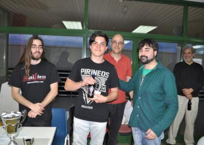 J. R. Perez. 2º Blitz Chess