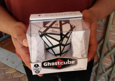 Juegaces Ghost Cube