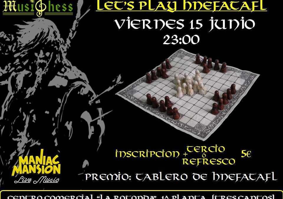 Let's play Hnefatafl! Maniac Vikings Tournament