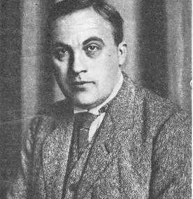 Efim Bogoljubov (1889-1952)