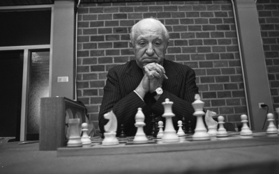 Campeones sin corona: Miguel Najdorf. Por José Gascón Márquez