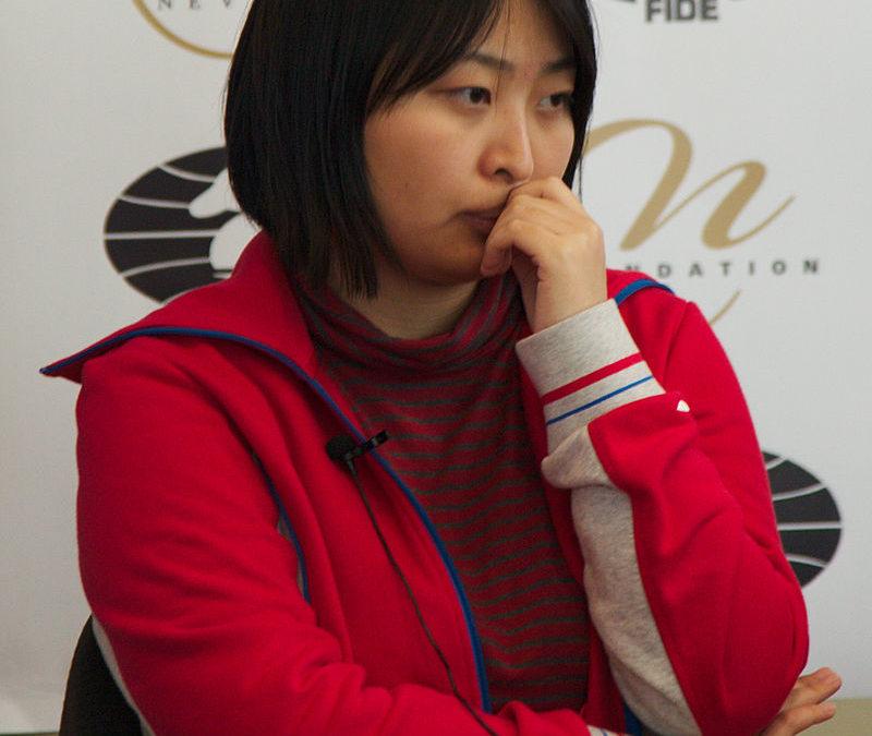 Ju Wenjun (1991)