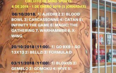 Circuito de Mind Sports Juegaces-MusiChess. Crónica de la jornada 3, por D. Peláez