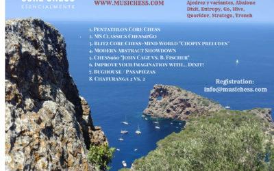 II International Open MindSports MusiChess