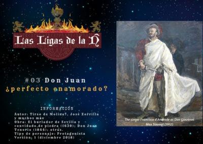 #3 Don Juan
