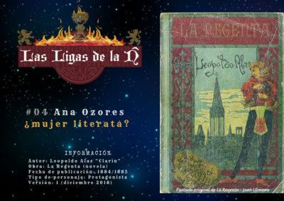 #4 Ana Ozores