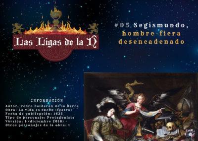 #5 Segismundo