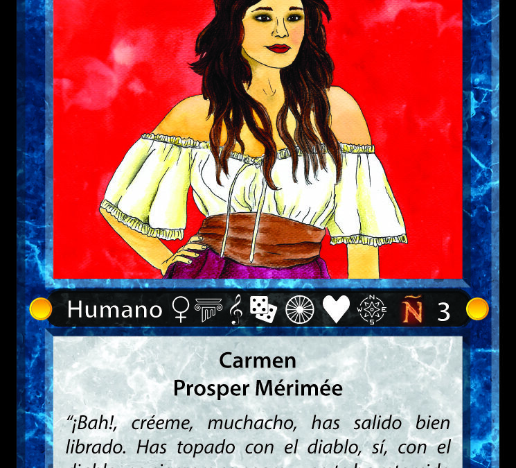 #8 Carmen