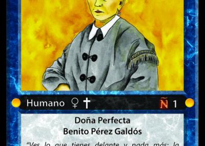 #12 Doña Perfecta
