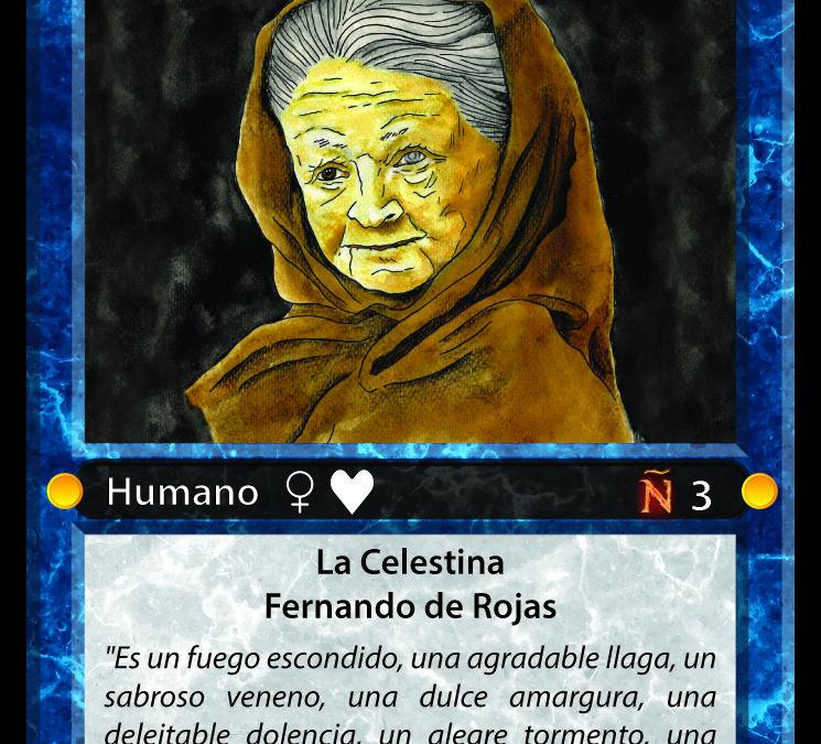 #2 Celestina