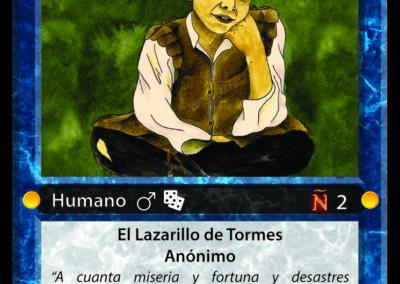 #7 Lazarillo de Tormes