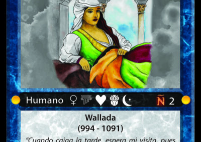 #18 Wallada