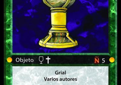 #30 Grial