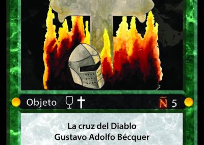 #28 Cruz del diablo