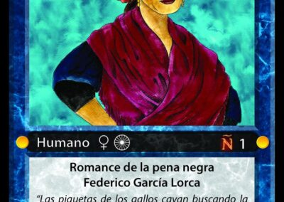 #14 Soledad Montoya