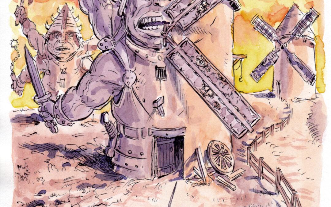 #24 Caraculiambro (Molino/Gigante)