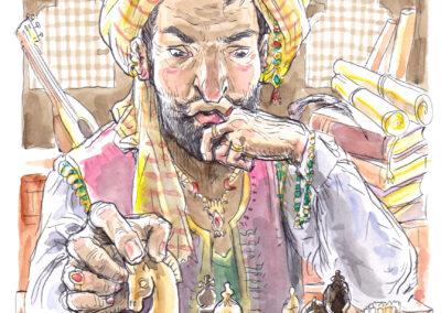 #33 Ibn Ammar