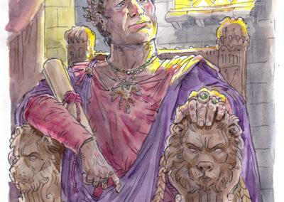#19 Teodosio I el Grande