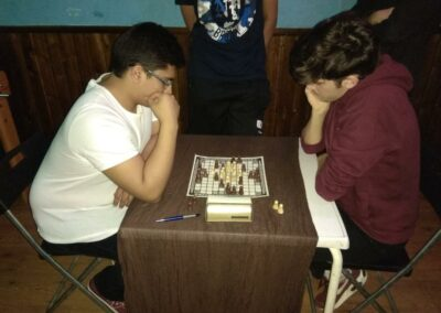 Hnefatafl final. J. Valverde - Brandon Medina. Final