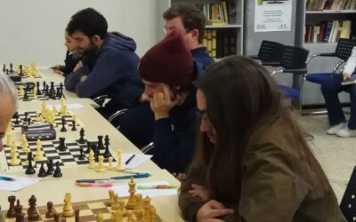 I Open Sub 1600 MusiChess Tres Cantos (Chess)