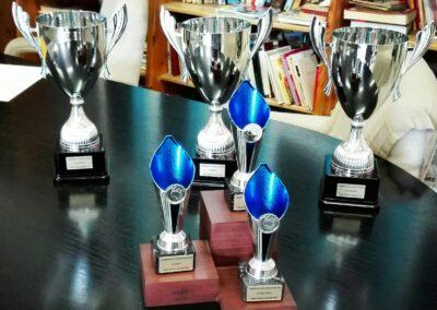 Trofeos I Campeonato de España de GO 9x9