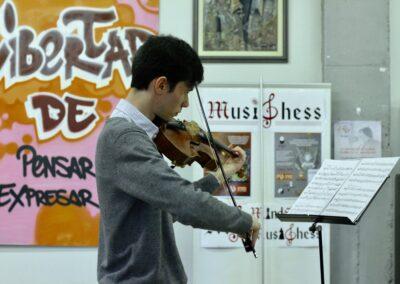 Daniel Torrecillas (Escuela Musical Armonía)