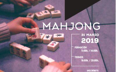 """MusiChess en el Taller y Torneo de Mahjong (Liceum y Asociación """"Mahjong Madrid"""")"""