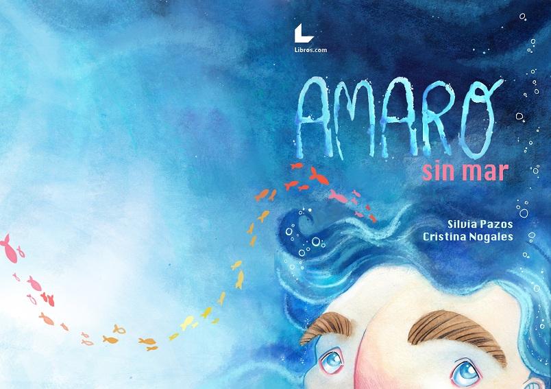 """Silvia Pazos, colaboradora de MusiChess, promociona su nuevo cuento """"Amaro sin Mar"""""""