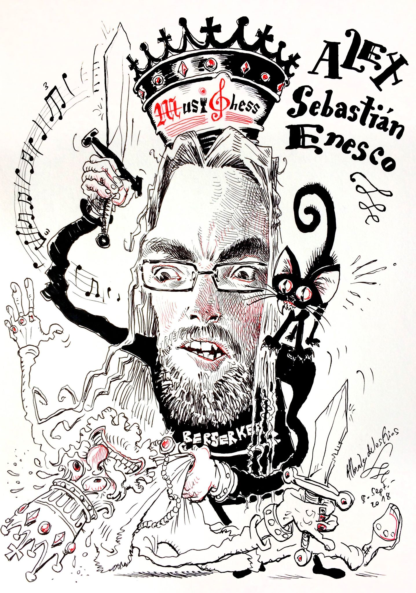 Alex Sebastián Enesco